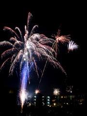 NYE Fireworks 2009