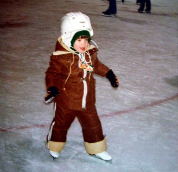 Tammy Skating