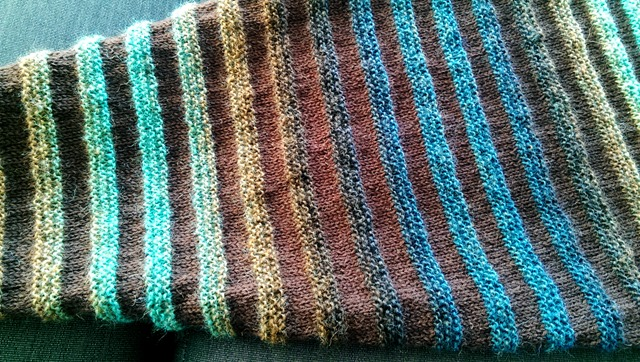 My Chocolate Dream Shawl Sheepjes Yarn Kit For Kika